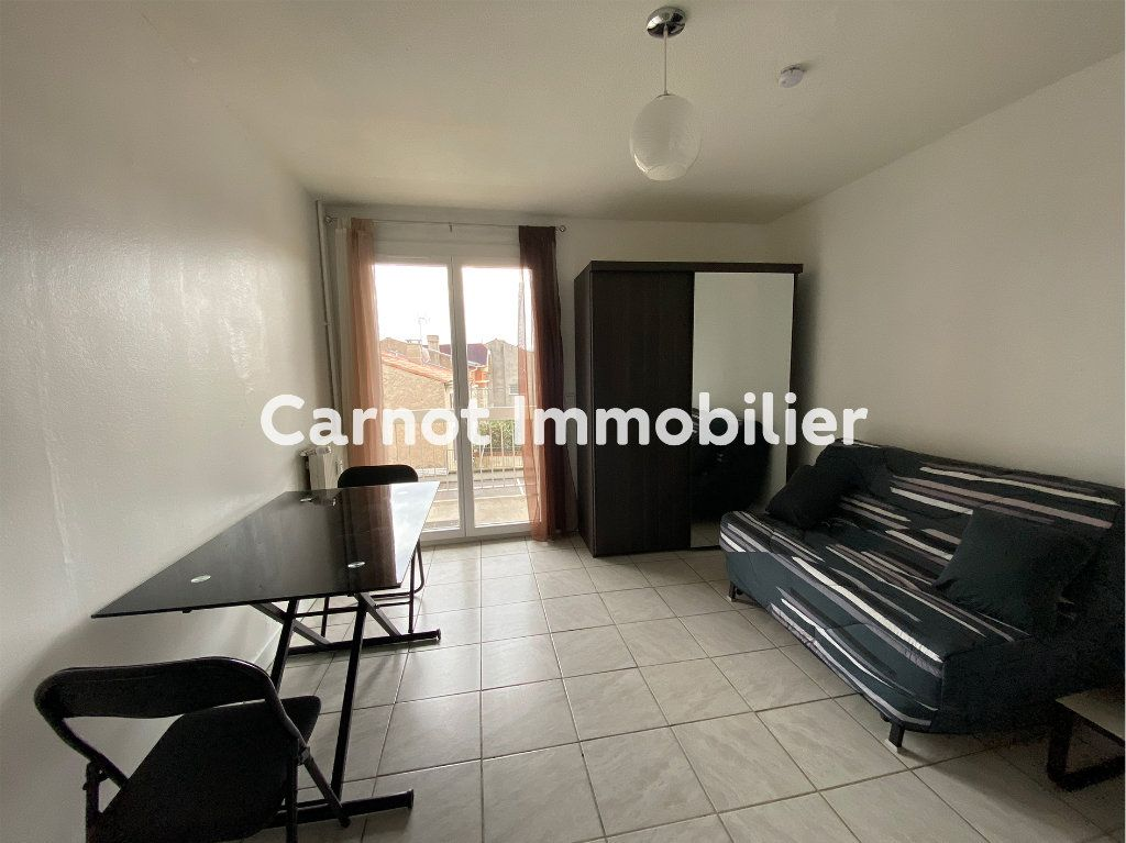 Appartement à louer 1 18.4m2 à Castres vignette-1