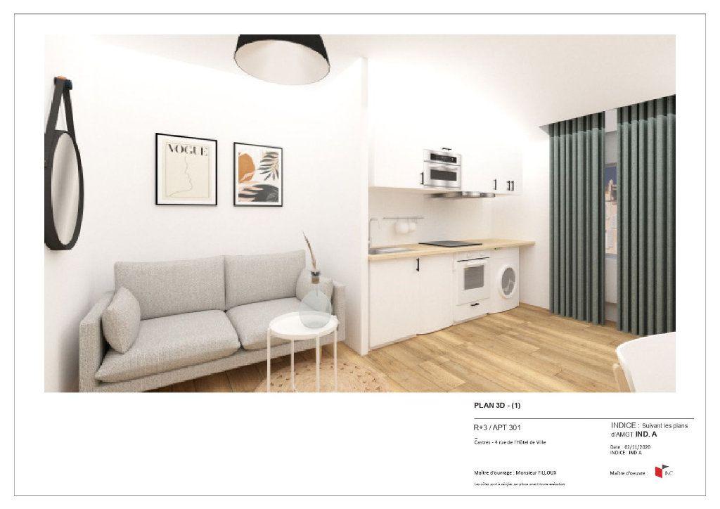Appartement à louer 1 24m2 à Castres vignette-2