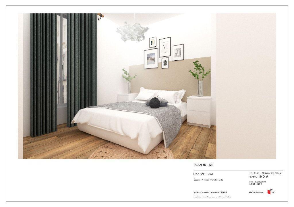 Appartement à louer 2 36m2 à Castres vignette-2