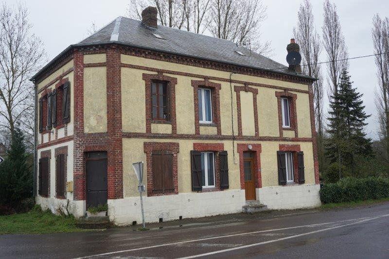 Maison à vendre 9 144m2 à Gournay-en-Bray vignette-1