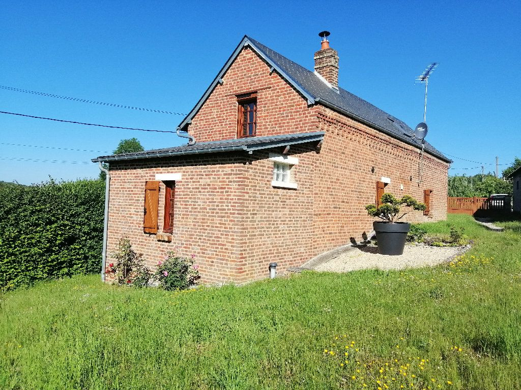 Maison à vendre 4 59m2 à Gournay-en-Bray vignette-1