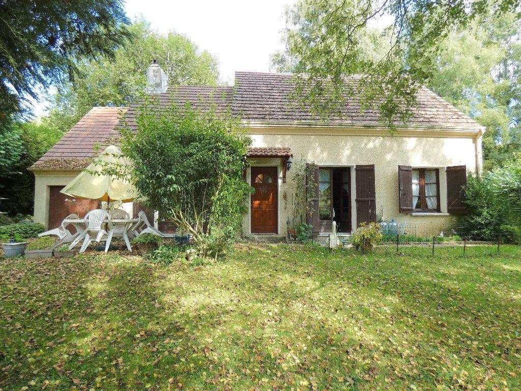 Maison à vendre 5 100m2 à Lyons-la-Forêt vignette-1