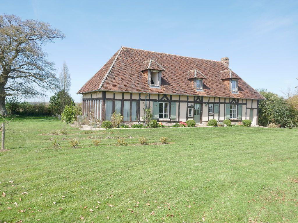 Maison à vendre 6 198m2 à Lyons-la-Forêt vignette-1