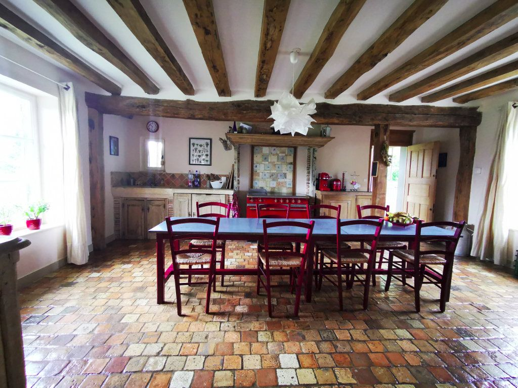 Maison à vendre 6 198m2 à Lyons-la-Forêt vignette-2