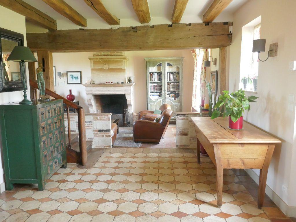 Maison à vendre 6 198m2 à Lyons-la-Forêt vignette-5