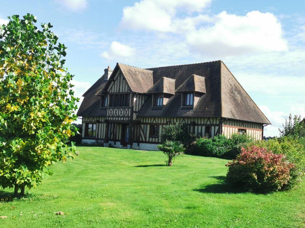 Maison à vendre 7 222m2 à Lyons-la-Forêt vignette-1