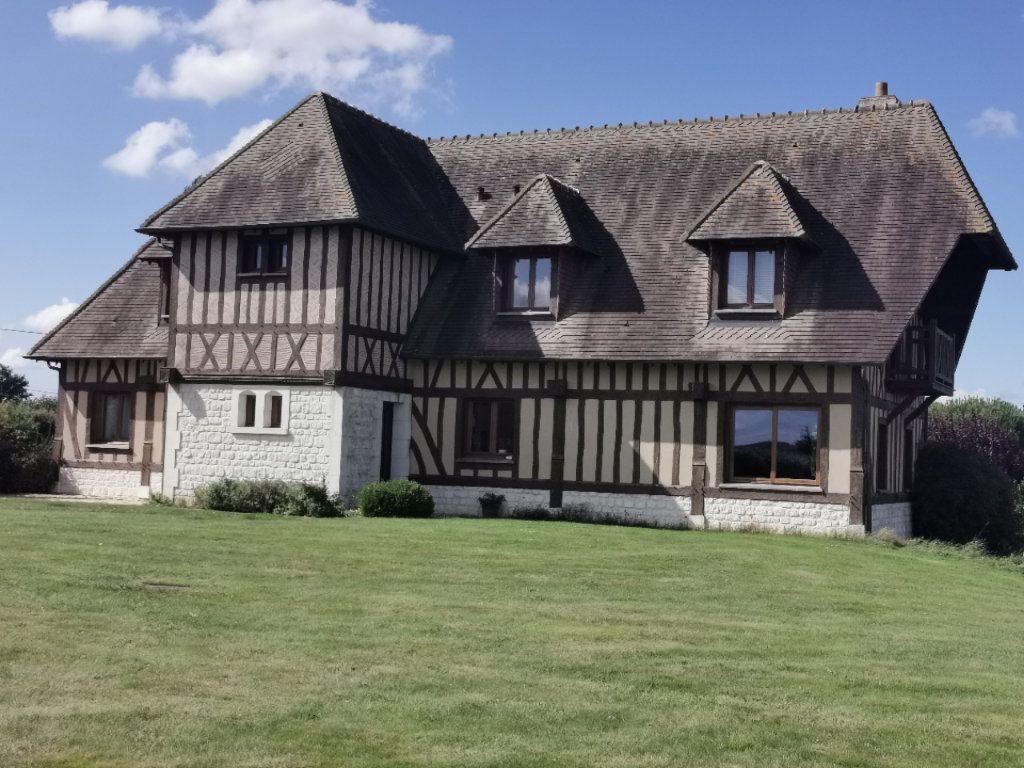 Maison à vendre 7 222m2 à Lyons-la-Forêt vignette-2