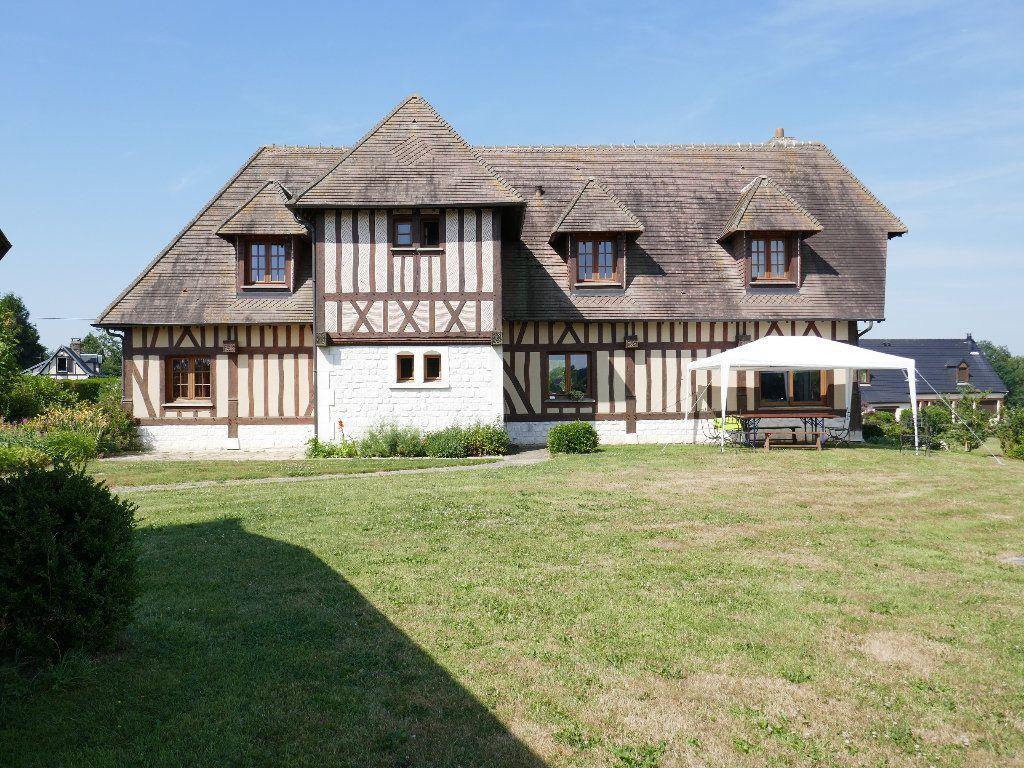 Maison à vendre 7 222m2 à Lyons-la-Forêt vignette-11
