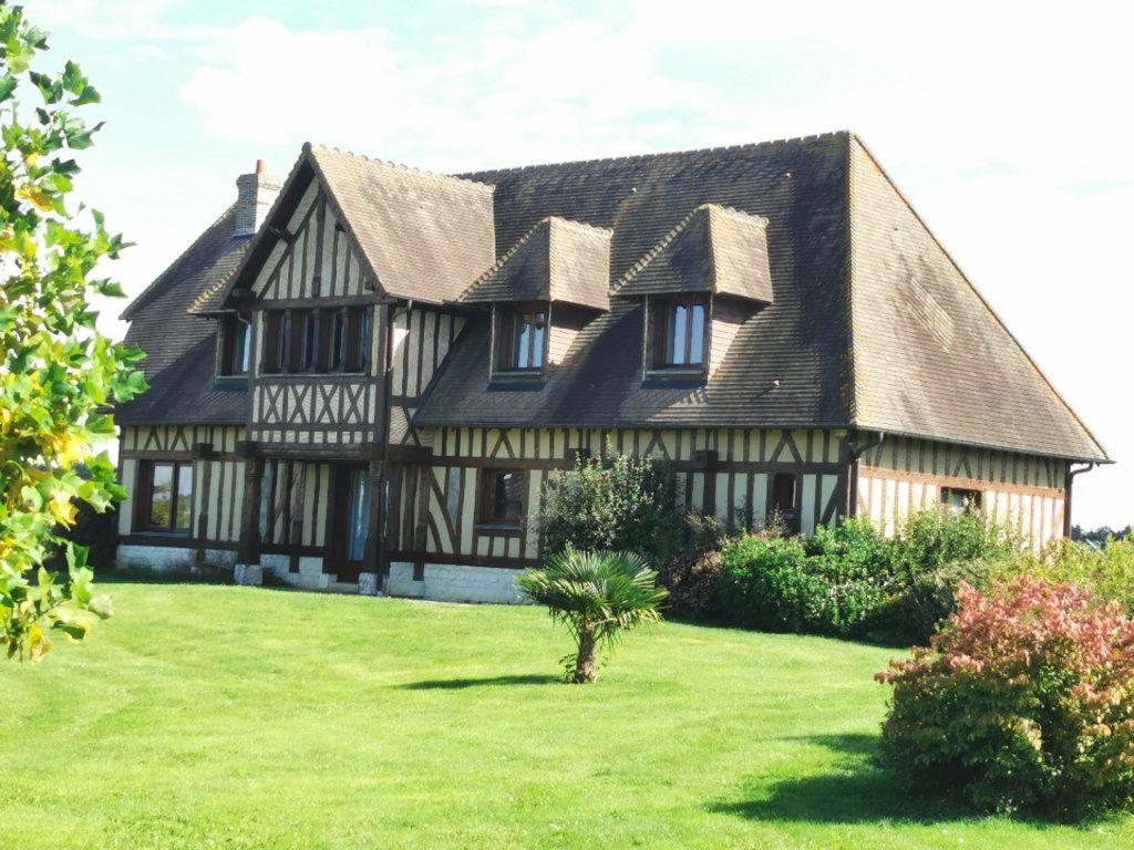 Maison à vendre 7 222m2 à Lyons-la-Forêt vignette-12