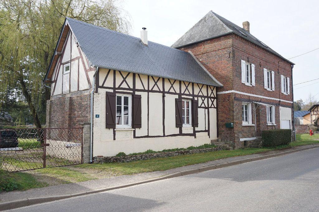 Maison à vendre 9 172m2 à Bézancourt vignette-1