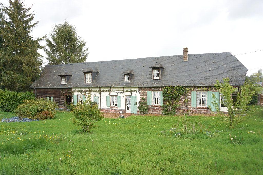Maison à vendre 6 134.2m2 à Gournay-en-Bray vignette-1