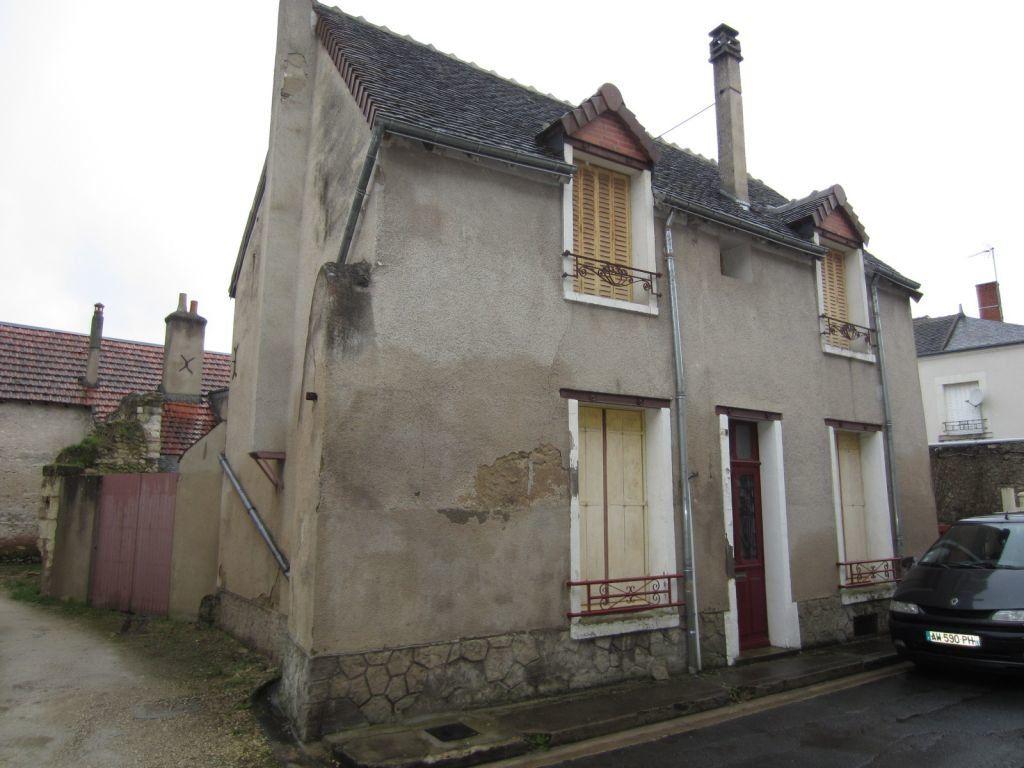 Maison à vendre 3 59.5m2 à Selles-sur-Cher vignette-1