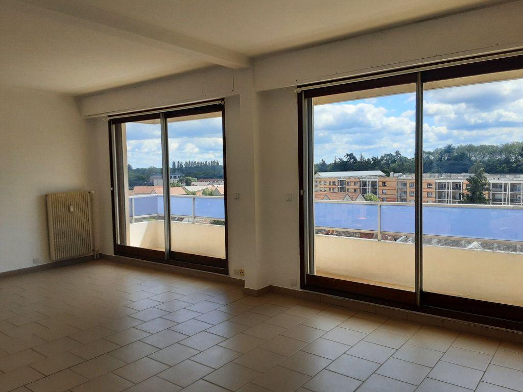 Appartement à louer 3 85m2 à Romorantin-Lanthenay vignette-1