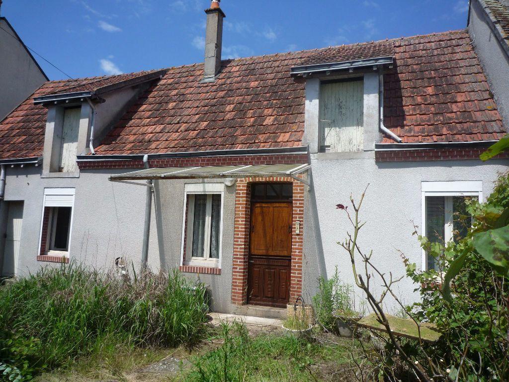 Maison à vendre 3 78m2 à Châtres-sur-Cher vignette-1
