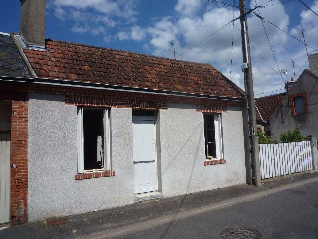 Maison à vendre 3 78m2 à Châtres-sur-Cher vignette-2