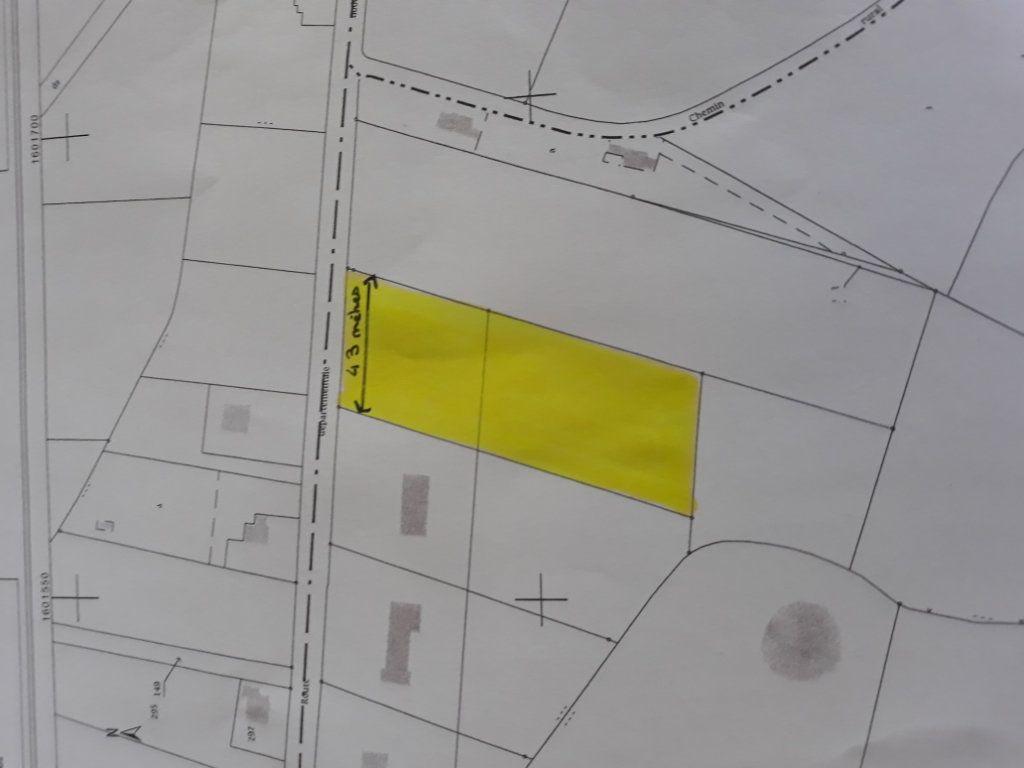 Terrain à vendre 0 4506m2 à Vernou-en-Sologne vignette-2