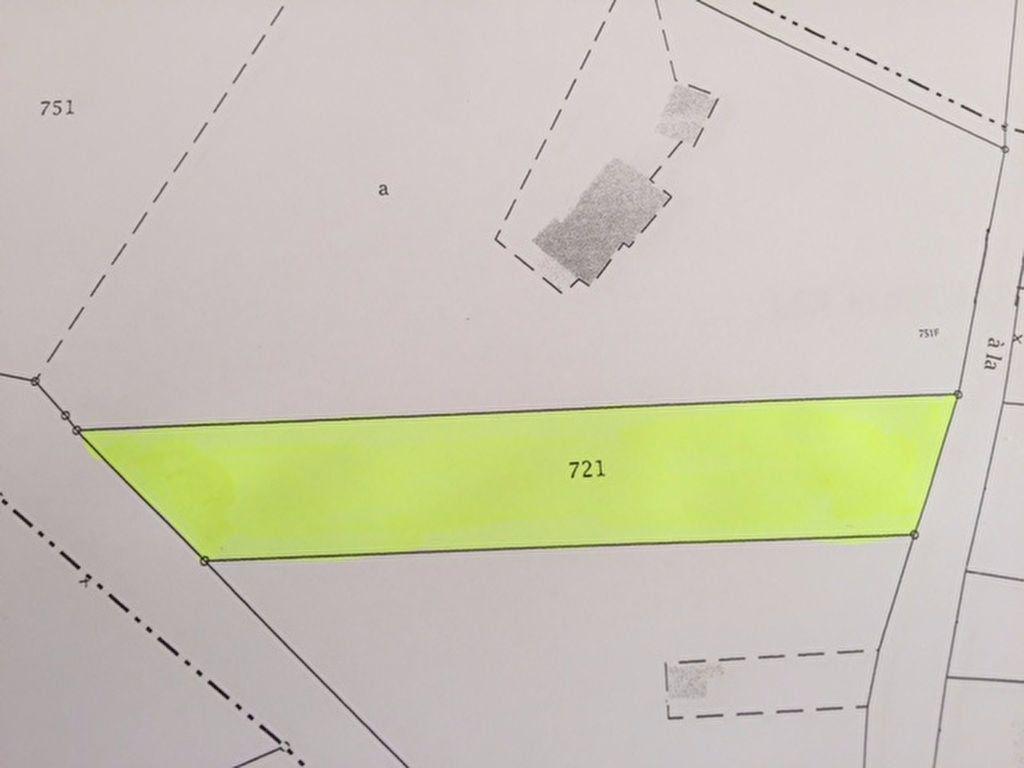 Terrain à vendre 0 1910m2 à Genouilly vignette-1