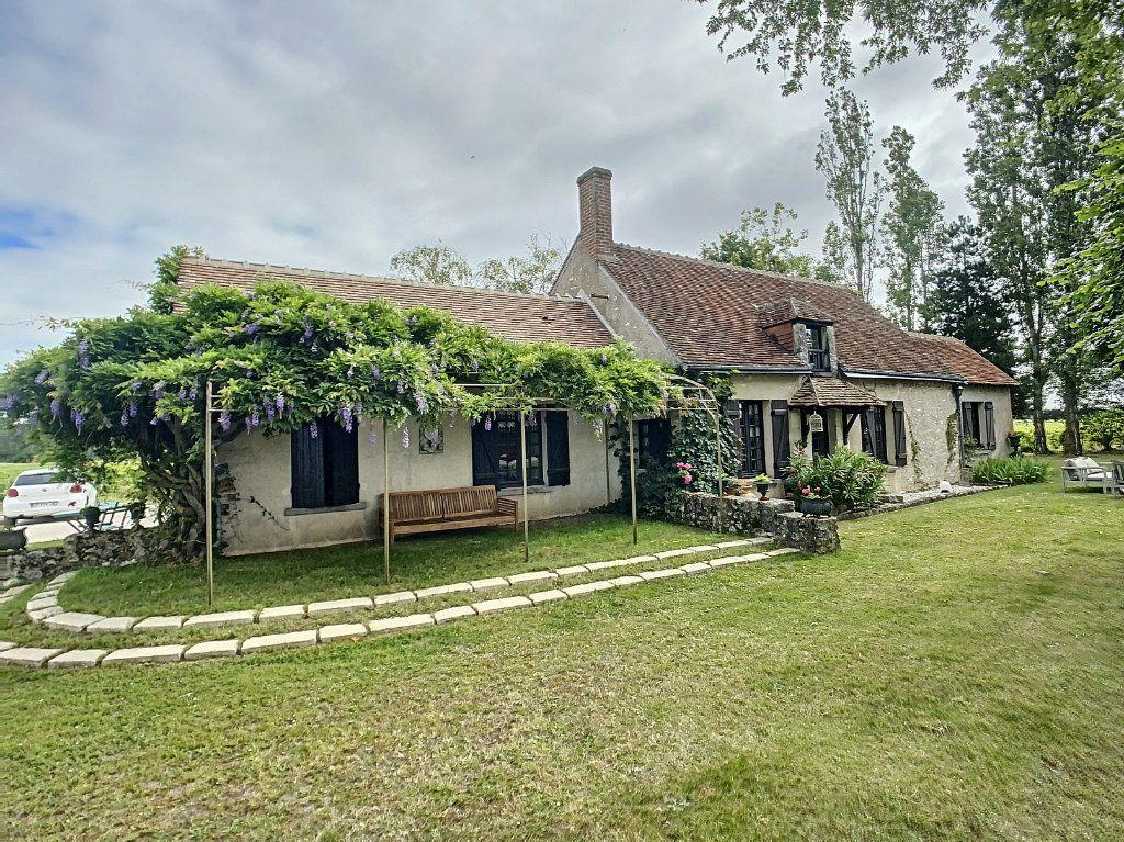 Maison à vendre 5 159m2 à Chémery vignette-1