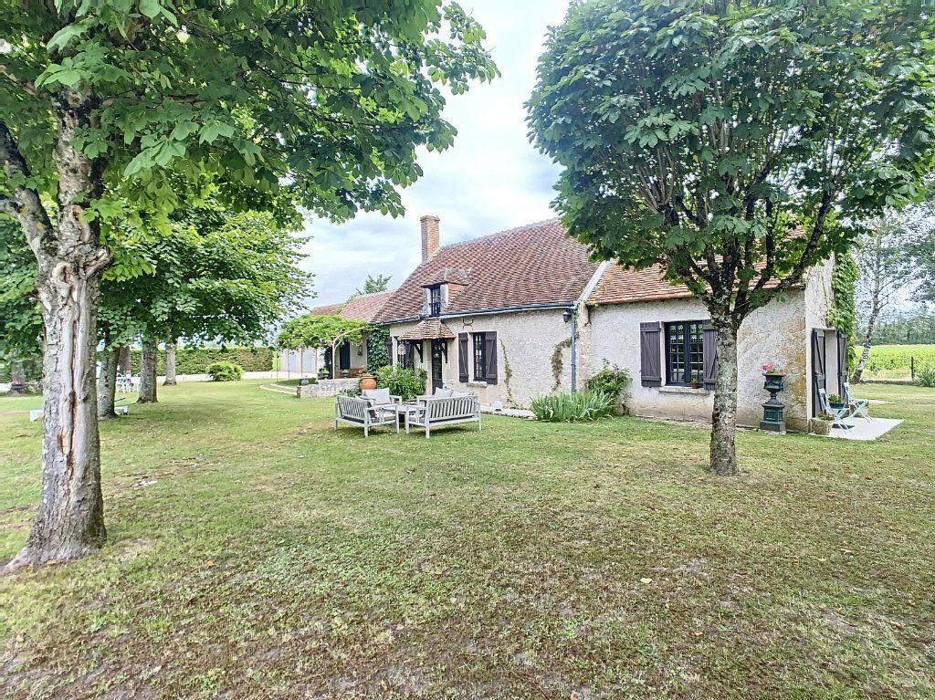 Maison à vendre 5 159m2 à Chémery vignette-16