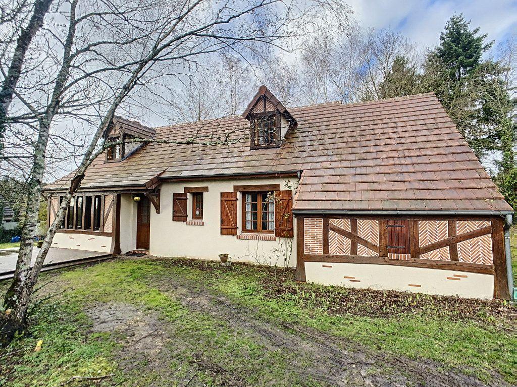 Maison à vendre 4 111.12m2 à Villefranche-sur-Cher vignette-1