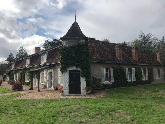 Maison à vendre 11 376.4m2 à Pruniers-en-Sologne vignette-5