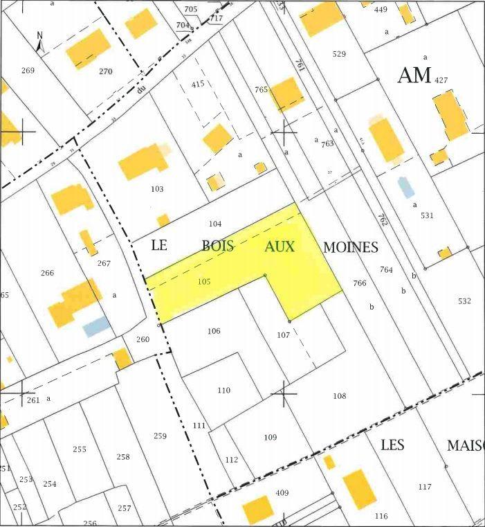 Terrain à vendre 0 1700m2 à Romorantin-Lanthenay vignette-1