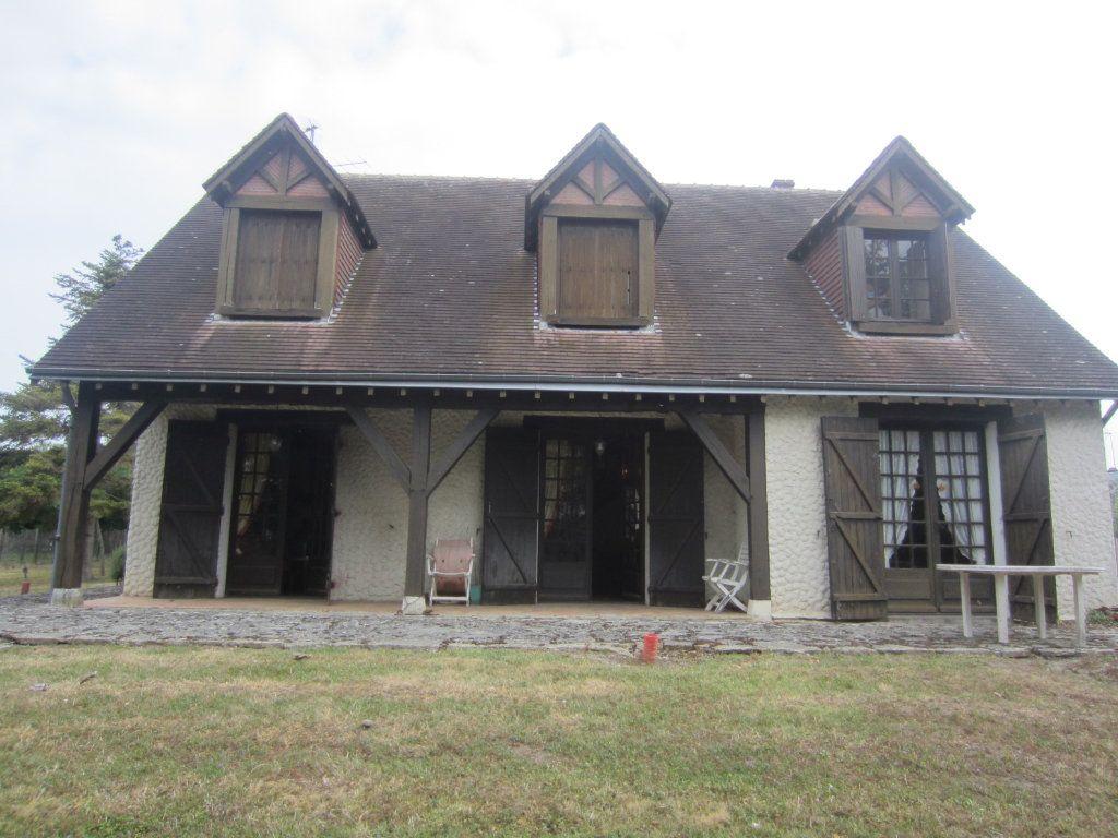 Maison à vendre 5 163.95m2 à Selles-sur-Cher vignette-1