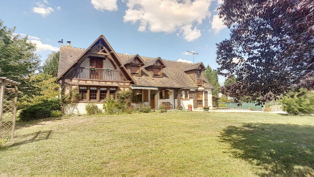 Maison à vendre 7 207.12m2 à Pruniers-en-Sologne vignette-1
