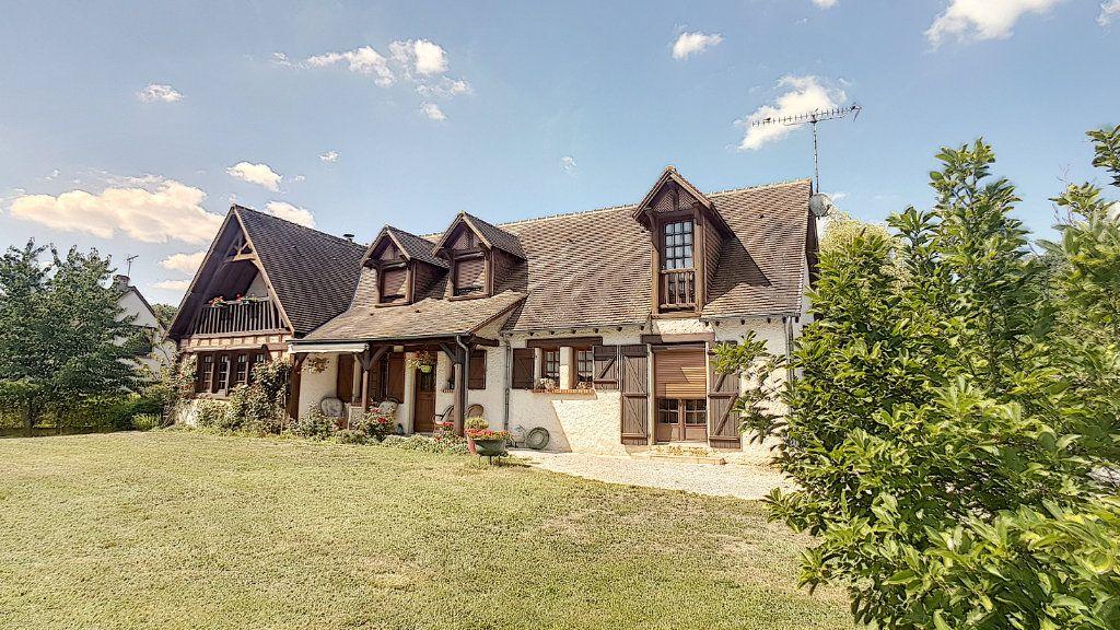 Maison à vendre 7 207.12m2 à Pruniers-en-Sologne vignette-2