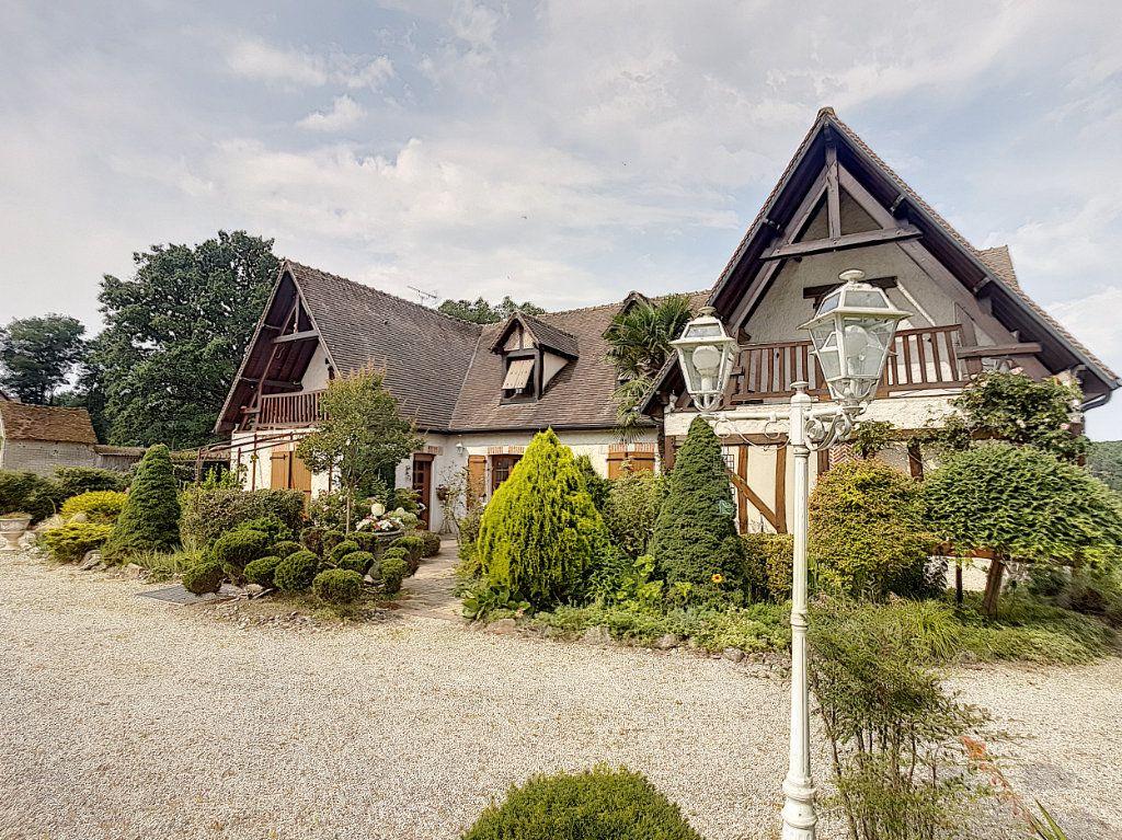 Maison à vendre 6 285m2 à Pruniers-en-Sologne vignette-1