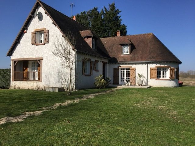 Maison à vendre 8 196m2 à Chémery vignette-2