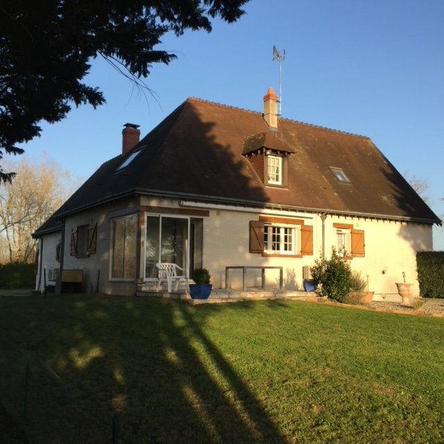 Maison à vendre 8 196m2 à Chémery vignette-5