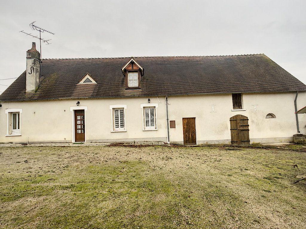Maison à vendre 4 120m2 à La Chapelle-Montmartin vignette-1