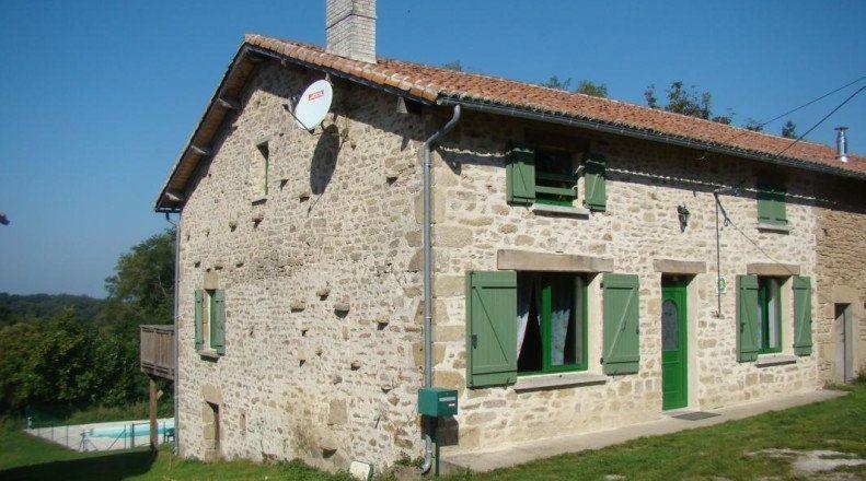 Maison à vendre 8 150m2 à Roussac vignette-1