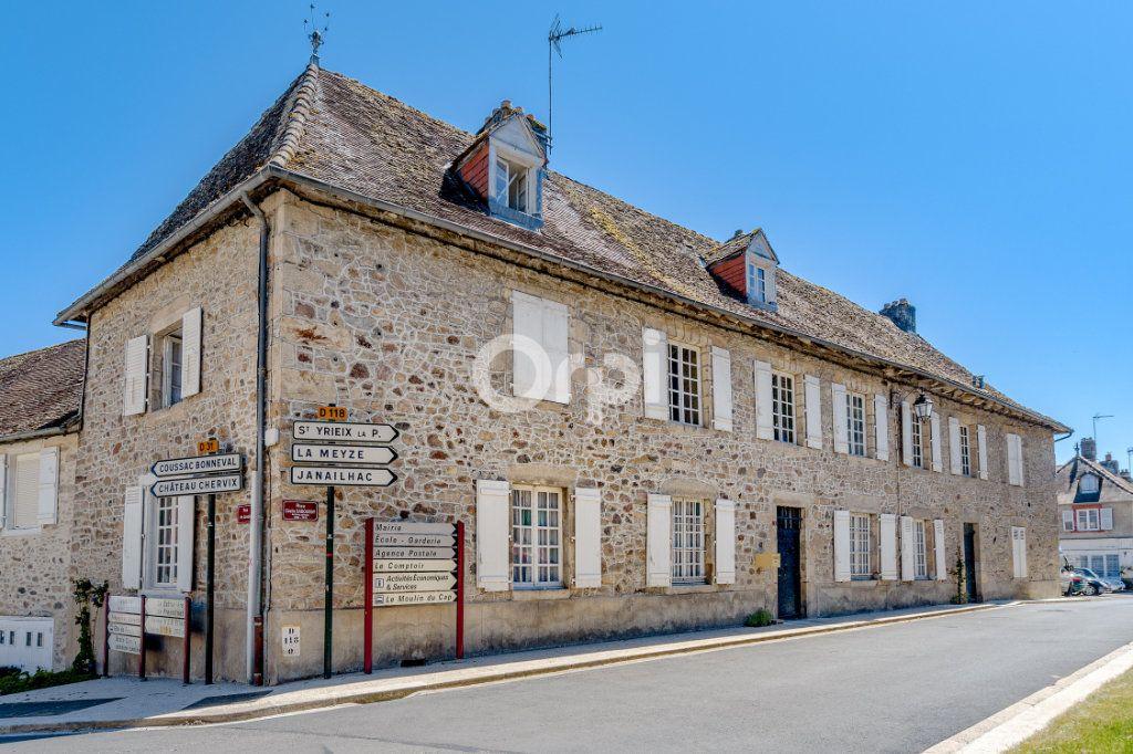 Maison à vendre 14 278m2 à Saint-Priest-Ligoure vignette-3