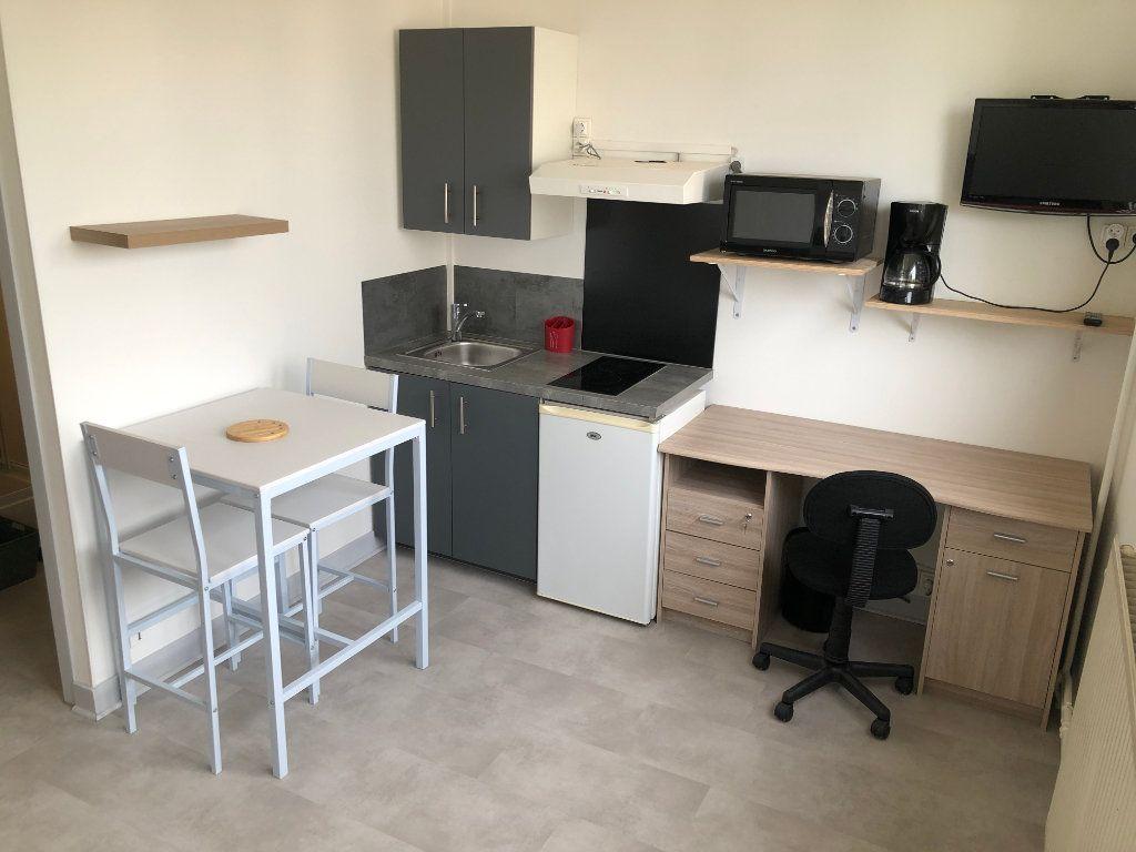 Appartement à louer 1 18.38m2 à Limoges vignette-1