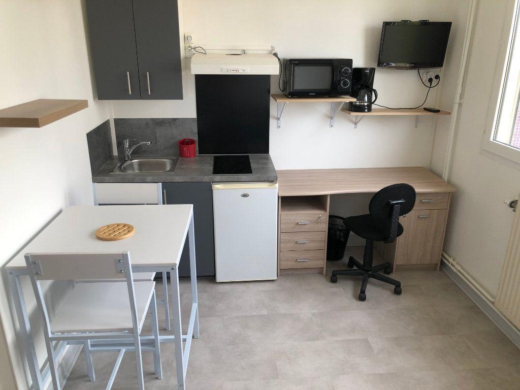 Appartement à louer 1 18.38m2 à Limoges vignette-2