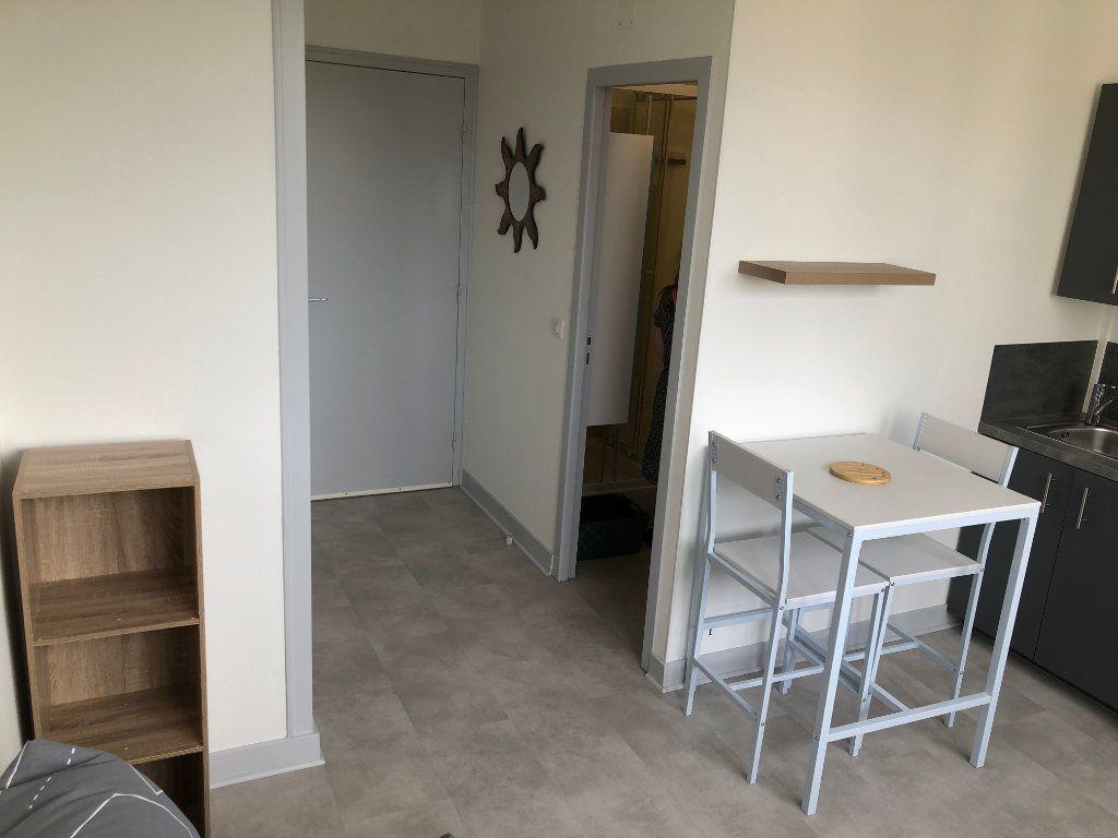 Appartement à louer 1 18.38m2 à Limoges vignette-3