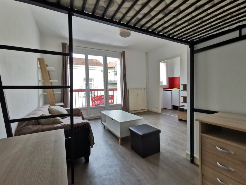 Appartement à louer 1 24.05m2 à Limoges vignette-5