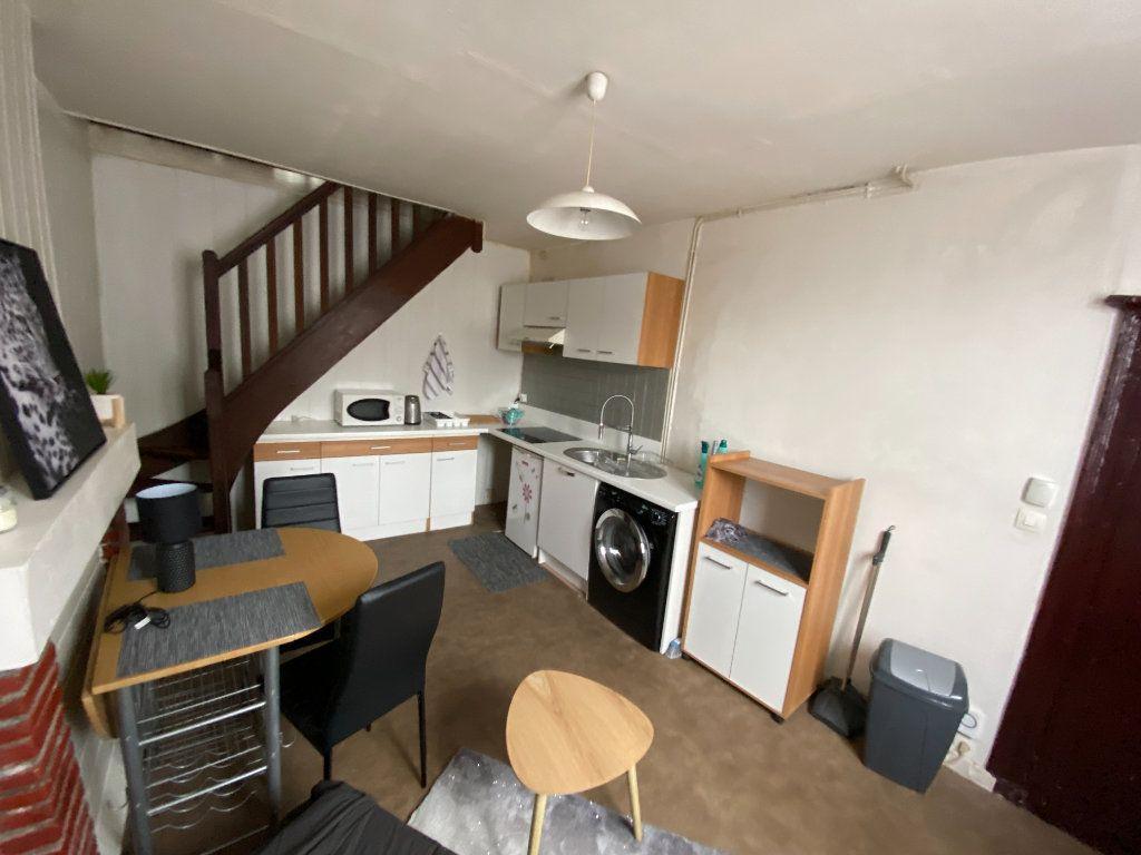 Appartement à louer 2 32.09m2 à Limoges vignette-1