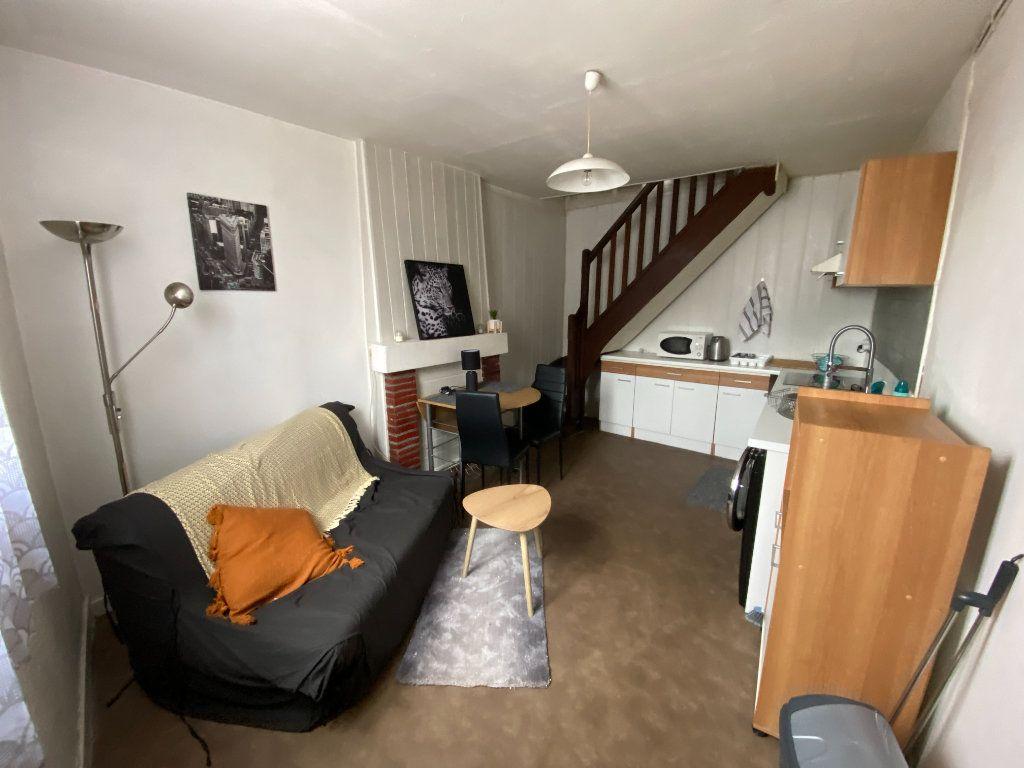 Appartement à louer 2 32.09m2 à Limoges vignette-2