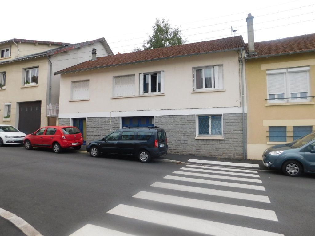Appartement à louer 1 22m2 à Limoges vignette-5