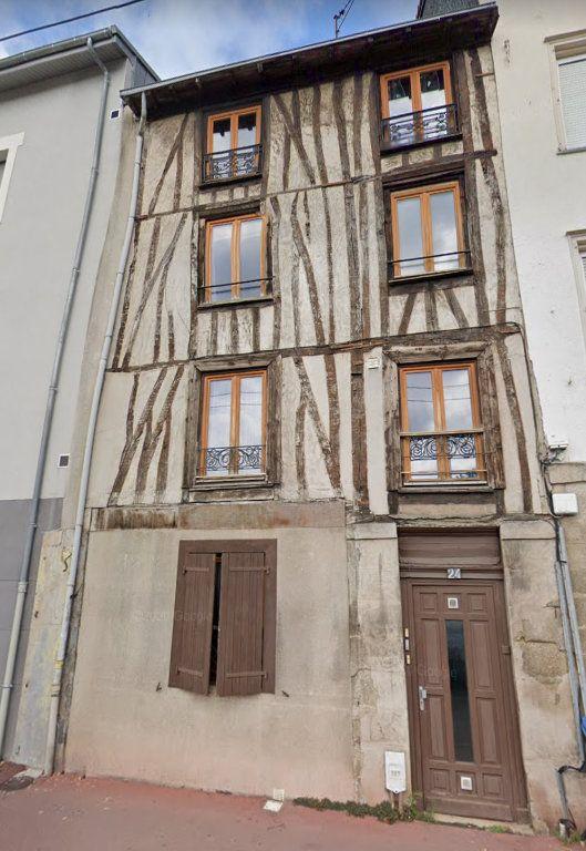 Immeuble à vendre 0 87m2 à Limoges vignette-4