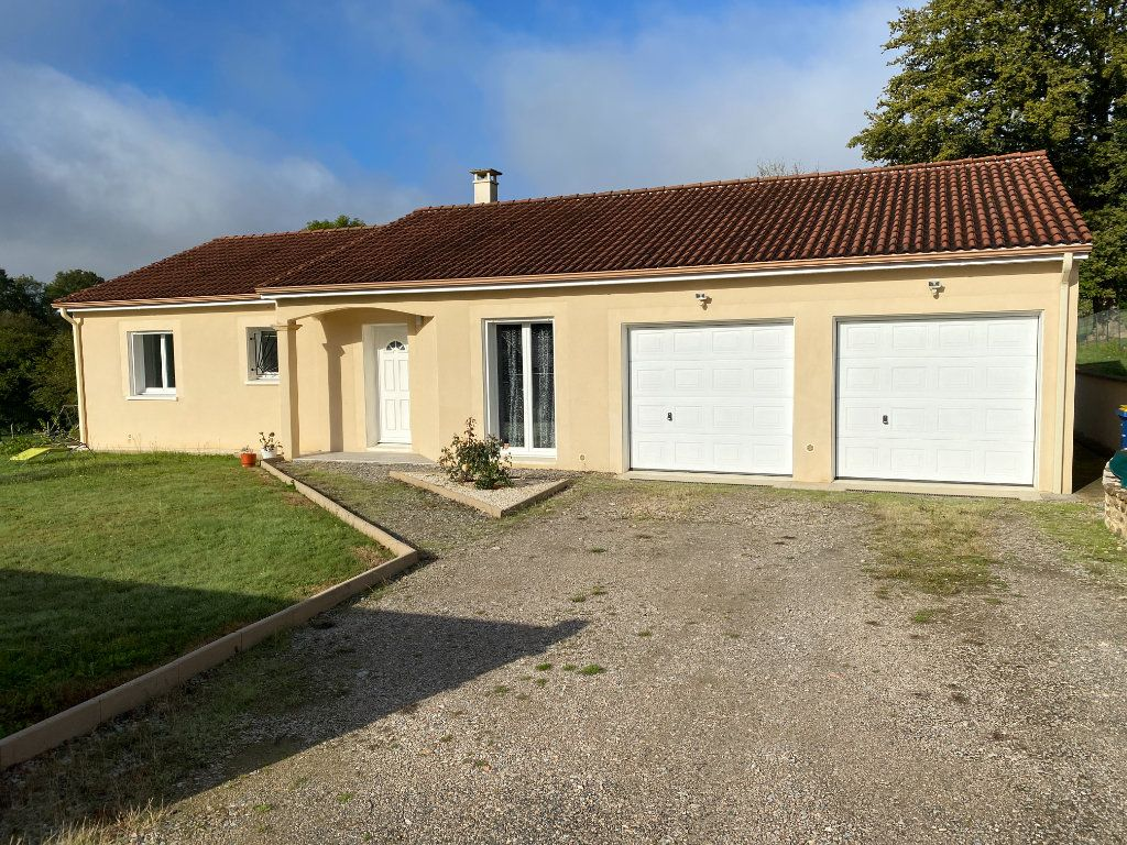 Maison à louer 5 100m2 à Boisseuil vignette-1