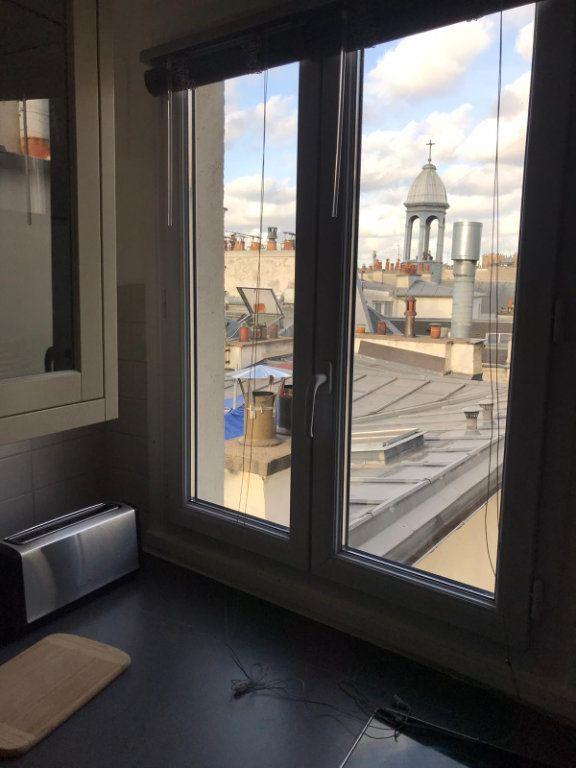 Appartement à louer 1 24m2 à Paris 4 vignette-4