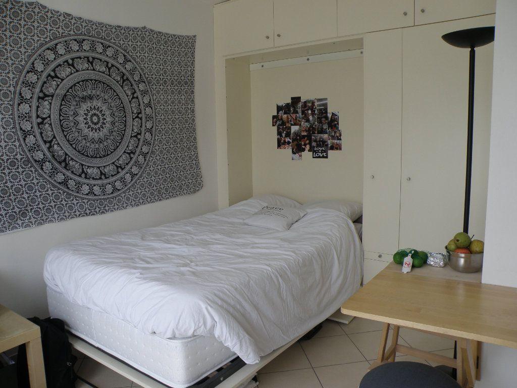 Appartement à louer 1 14.21m2 à Champs-sur-Marne vignette-1