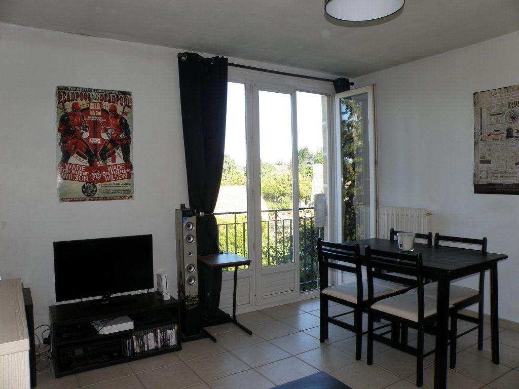 Appartement à louer 1 27.39m2 à Lagny-sur-Marne vignette-4