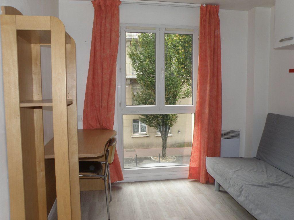 Appartement à louer 1 17.51m2 à Noisy-le-Grand vignette-4