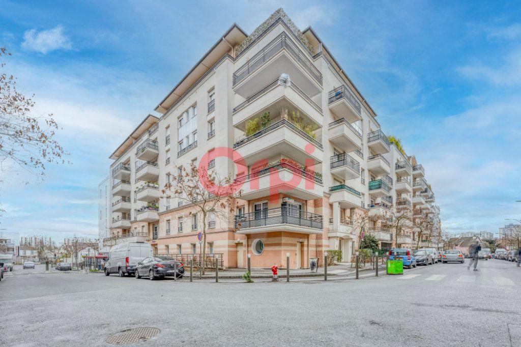 Appartement à vendre 3 63.57m2 à Rosny-sous-Bois vignette-2