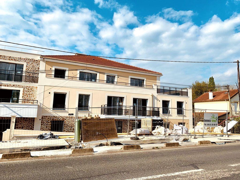 Appartement à vendre 3 59m2 à Montévrain vignette-4